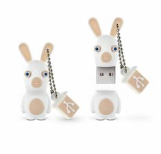 lapins crétins clé usb
