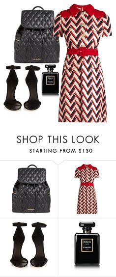 """Untitled #23"" by carolpolisel on Polyvore featuring Vera Bradley, Gucci, Isabel Marant and Chanel"