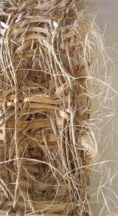 Usar objetos : diseño textil vegetal