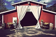 The Red Barn Ranch In Oceanside, CA