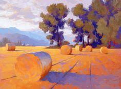 Still. 64 x 48 in., oil on canvas. David Mensing