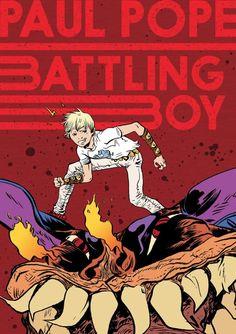 Battling Boy, Paul Pope
