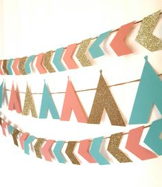 Wild One Birthday Banners, Wild One Party Banners, Tribal Party Decor, Boho Birthday Decorations, Boho Chic Decorations, Wild One Garlands by ShootingStarsParties on Etsy https://www.etsy.com/listing/523158811/wild-one-birthday-banners-wild-one-party