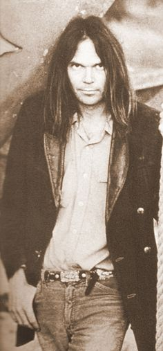 Neil Young. Enough said. I know this photo is not current, but I like it. I seen him many times and hope to see him many times more...