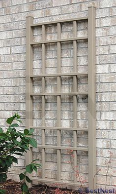 Build a trellis to suit your plants by doityourself