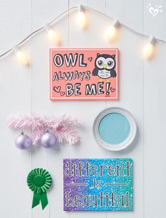 Add a happy vibe to your space with our positive message room signs!