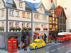 Euro Street scene