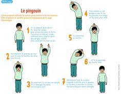 petit-yoga-pomme-d-api-le-pingouin - Latest Sports News, Scores, Stats, Videos and Fantasy Sports Relaxation Meditation, Relaxing Yoga, Yoga For Kids, Exercise For Kids, Yoga Bebe, Yoga Inspiration, Baby Yoga, Brain Gym, Improve Mental Health