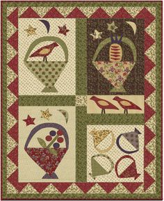 Jan Patek Quilts: Welcome to Day 5