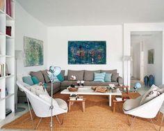 Portal diário Decor, salas de estar, ver mais em diariodecor.com.br #decoracao #interiordesign #decor #casa #sala #livingroom #home #house #saladeestar