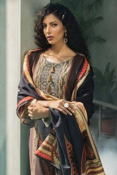Salina Khaddar Emb Vol 2-page-004 Pakistani Clothes Online, Pakistani Outfits, Eid Outfits, Eid Dresses, Summer Dresses, Formal Dresses, Latest Pakistani Fashion, Eastern Dresses, Design Girl