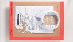 Agency Sends Briefs Back To Clients, As Elaborate Paper Sculptures 3d Paper, Paper Crafts, Typography, Paper Sculptures, Design Inspiration, Graphic Design, Briefs, Creative, Promotion