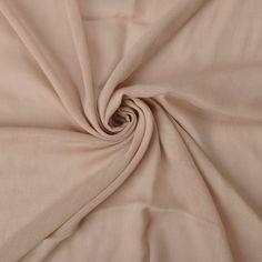 BOHO Plain Color Hijab Scarf
