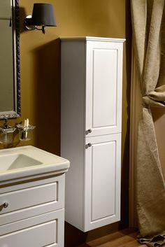 VIOLETA umyvadlová skříňka 83x52x46cm, bílá pololesk : SAPHO E-shop Vanity, Retro, Bathroom, Modern, Shopping, Dressing Tables, Washroom, Powder Room, Trendy Tree