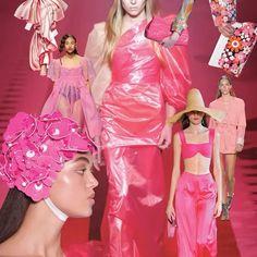 #오마리뉴스  2017 S/S 시즌 런웨이를 로맨틱하데 물든 컬러는 바로#핑크 에요 쨍한 푸크시아 핑크부터 여릿한 살몬 핑크까지! 봄이 기다려지네요 #pink #sohoteditor/ JBM  via MARIE CLAIRE KOREA MAGAZINE OFFICIAL INSTAGRAM - Celebrity  Fashion  Haute Couture  Advertising  Culture  Beauty  Editorial Photography  Magazine Covers  Supermodels  Runway Models