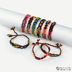 gifts/friendship bracelets