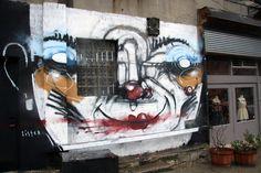 Lister, Williamsburg, NYC - unurth | street art