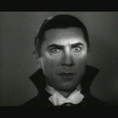 Old Hollywood Responses, brought to you by Dracula