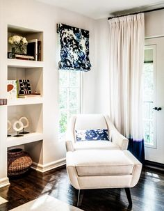 High-Impact Home Updates You Can Make in an Hour or Less via @domainehome Shelves