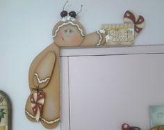 Ginger batente de porta