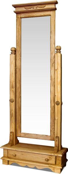 Zerkalo napolnoe Viking gl  В/Ш/Г  (182*76*30) 13764 р Wood Furniture, Furniture Design, Woodworking Shop, Homemaking, Rustic Wood, Great Rooms, Wood Art, Cupboard, Vikings