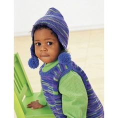 Free Easy Baby's Sweater