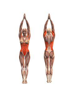 #UTTHITA ARDHA CHANDRASANA Half-moon pose with stretch | YOGA.com
