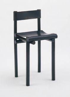 De Piano stoel van Gerrit Rietveld uit 1923