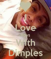 light skin boys with dimples - Google Search