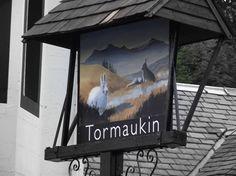 The Tormaukin Country Inn and Restaurant, Glendevon, Dollar, Clackmannan. Pet Friendly Pub in Scotland.