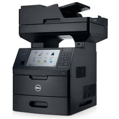 Dell B5465DNF Monochrome Laser Multifunction Printer 66ppm Mono Print Speed 550 Sheet Input Tray 1200x1200 dpi - Print/Copy/Scan/Fax Review Buy Now