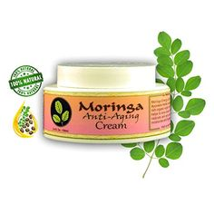 MORINGA ANTIAGING CREAM 34 oz  Feel and Look Years Younger with 14 Powerful Ayurvedic Herbs Combined together to Moisturize with Skin Loving Vitamins Minerals and Antioxidants ** For more information, visit image link.