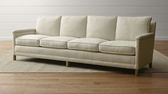"Trevor 4-Seat 106"" Grande Sofa 