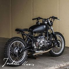 #Repost @arjanvandenboom ・・・ Photo cred. @jacksonkunis #motorcycle #caferacer #motorsports #tw