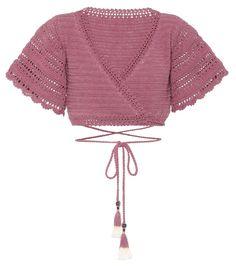 She Made Me Amira crochet cotton top White Crochet Top, Crochet Summer Tops, Crochet Crop Top, Crochet Blouse, Crochet Tops, Cotton Crochet, Woven Cotton, White Cotton, Crochet Bikini