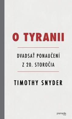O tyranii (Timothy Snyder)