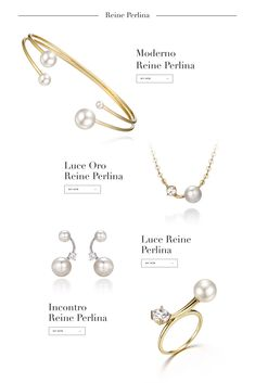 GOLD,PEARL,DIAMOND-SET JEWELRY