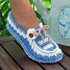 Calçados em trico