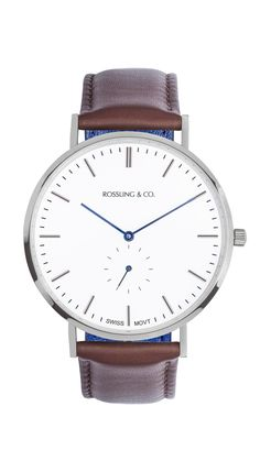 Classic 40mm - Westhill - Rossling & Co.