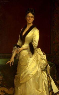 Catharine Lorillard Wolfe, 1876.