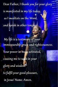 Thank you lord Gospel Quotes, Faith Quotes, Pastor Chris, Woman Power, Thank You Lord, Righteousness, Uplifting Quotes, Daily Devotional, Powerful Women