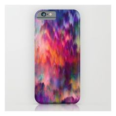 Sunset Storm iPhone & iPod Case ($35) ❤ liked on Polyvore