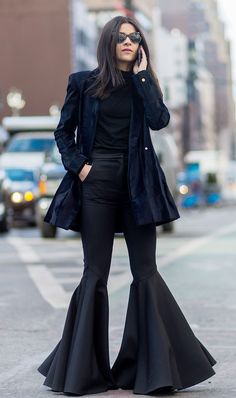 The Unconventional Denim Trend That's Suddenly Everywhere via @WhoWhatWear
