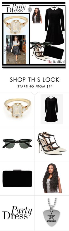Untitled #517 by camiisaigos15 on Polyvore featuring Ted Baker, Valentino, John Lewis, BEA and Chrome Hearts