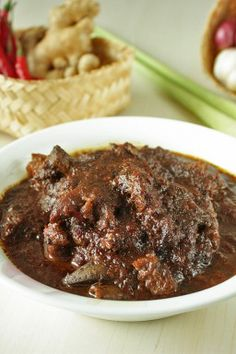 Gulai Kambing – Indonesian Lamb Curry
