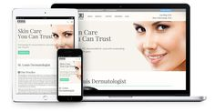 Dermatology STL Website