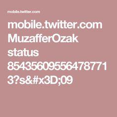 mobile.twitter.com MuzafferOzak status 854356095564787713?s=09