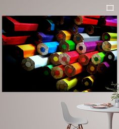 Potloden kleuren je leven van Rob Frank