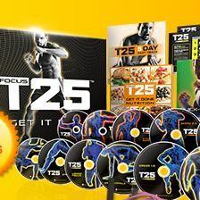 Shaun T's Focus T25 DVDs