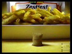 OreIda Zesties Commercial 1994 - YouTube